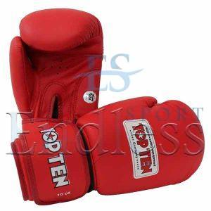 Rukavice-za-boks-Top-Ten-AIBA-standard-crvene